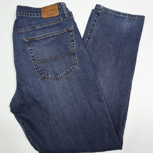 Lucky Brand 221 Original Straight Jeans 36 x 32